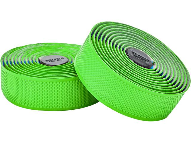 Brooks Cambium Rubber Rubans de cintre, green